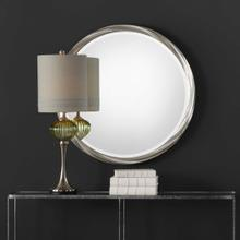 Orion Round Mirror