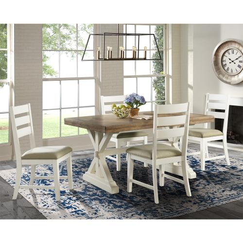 Park Creek Rectangle Standard Height Dining Table