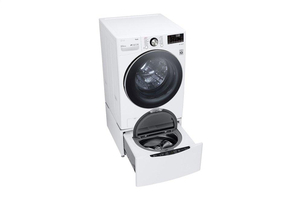 5.0 cu. ft. Mega Capacity Smart wi-fi Enabled Front Load Washer with TurboWash™ 360(degree) and Built-In Intelligence