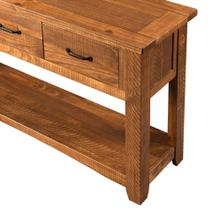 SOFA TABLE - Honey Tobacco