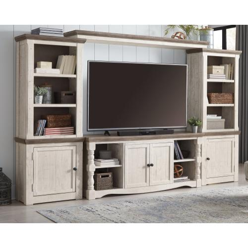 Havalance 4-piece Entertainment Center
