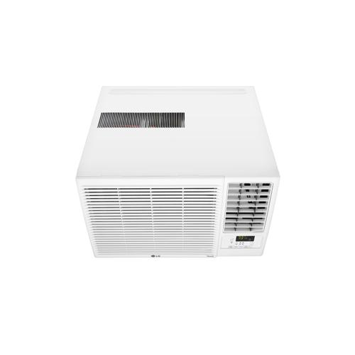 12,000 BTU Smart Wi-Fi Enabled Window Air Conditioner, Cooling & Heating