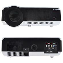 LED Home Theater Projector with 1080p Support
