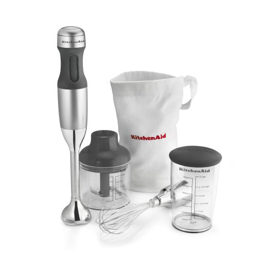 3-Speed Hand Blender - Contour Silver