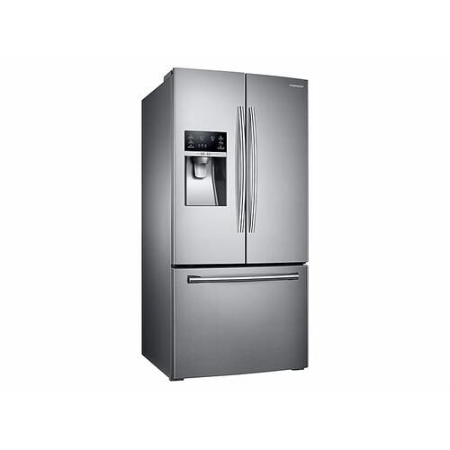 26 cu. ft. 3-Door French Door Refrigerator with CoolSelect Pantry™ in Stainless Steel