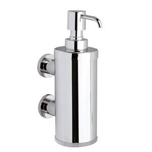 Montana Contemporary Liquid Soap Dispenser