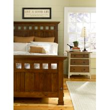 See Details - Yesterday River Queen Headboard