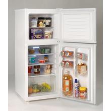See Details - Model FF430W - 4.3 Cu. Ft. Frost Free Refrigerator / Freezer