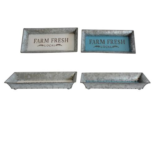 Crestview Collections - Farm Trays