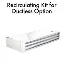 See Details - ZLINE Recirculating Kit for Under Cabinet Range Hood (RK) [Size: 48 Inch]