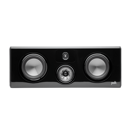 Legend Series Home Theater Center Channel Speaker in Black Ash