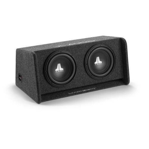 Dual 10W0v3 BassWedge, Ported, 2