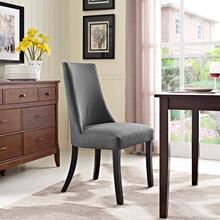 View Product - Reverie Dining Side Chair in Gray
