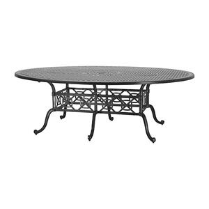 "Gensun Casual Living - Grand Terrace 72"" x 102"" Geo Dining Table"