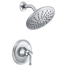 See Details - Dartmoor Chrome Posi-Temp ® shower only
