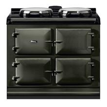 """Product Image - AGA Dual Control 39"""" Electric/Natural Gas Pewter with Stainless Steel trim"""