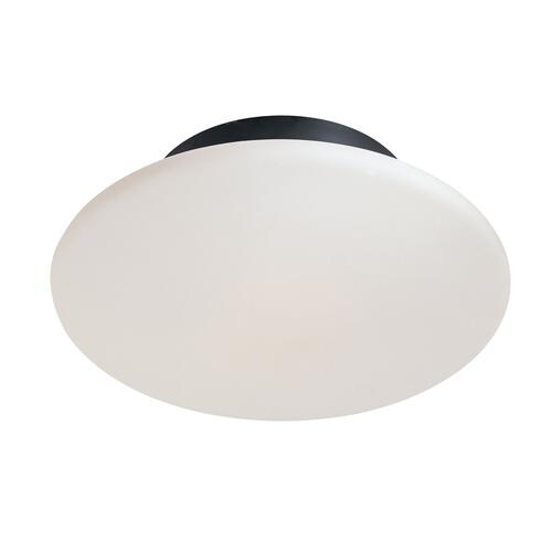 "Sonneman - A Way of Light - Saturn Surface Mount [Size=14"", Color/Finish=Satin Black]"