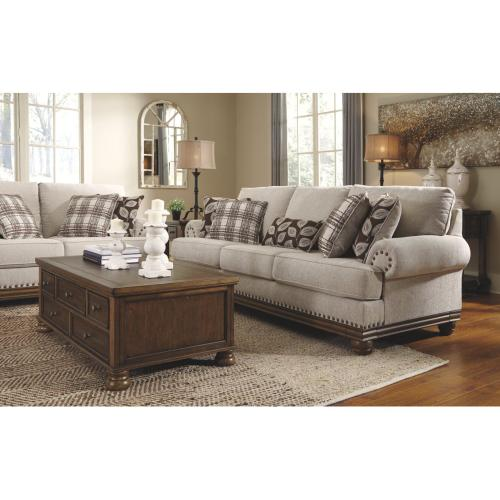 Harleson Sofa & Loveseat Wheat