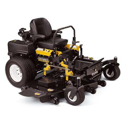 Cub Cadet Commercial Commercial Ride-On Mower Model 53BB5GFZ750