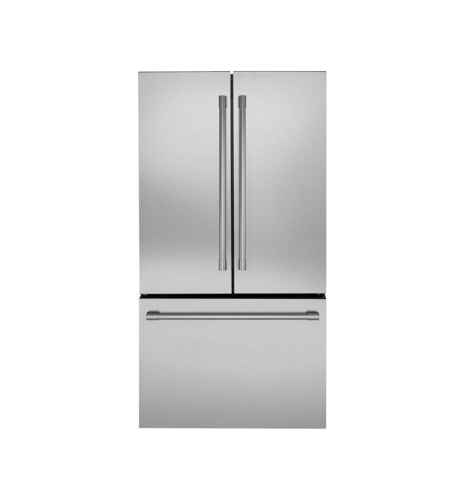 MonogramMonogram Energy Star® 23.1 Cu. Ft. Counter-Depth French-Door Refrigerator