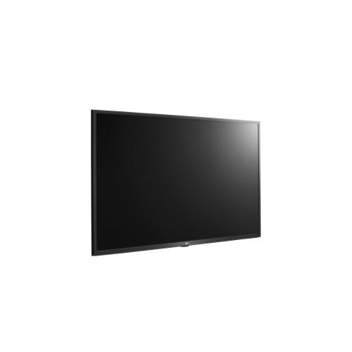 "55"" UL3G-B Series IPS UHD Commercial Display Monitor with Built-in Quad Core SoC, webOS 4.0 Smart Signage Platform, Crestron & Cisco compatible & built-in speaker"