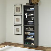 5th Avenue Closet Wall Shelf Unit