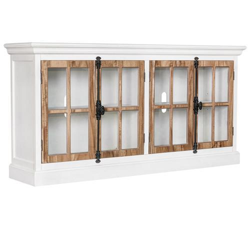 Crestview Collections - Point Isabel 4 Door Sideboard