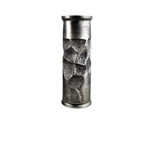 Product Image - Small Dillard Sculpted & Hammered Candle Holder