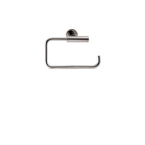 "Aquabrass - 5"" wallmount paper holder"