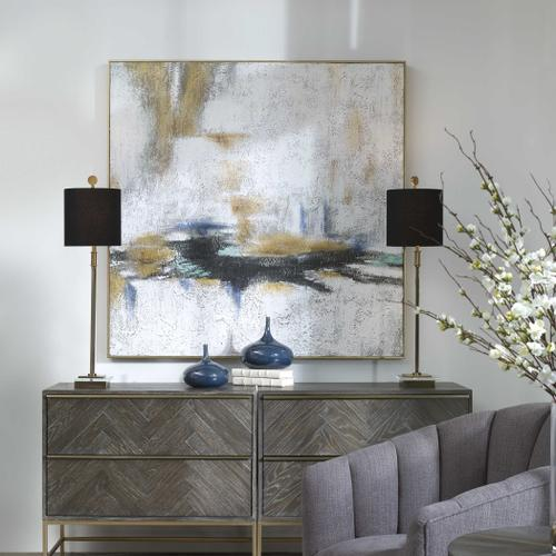 Uttermost - Eclipse Hand Painted Canvas