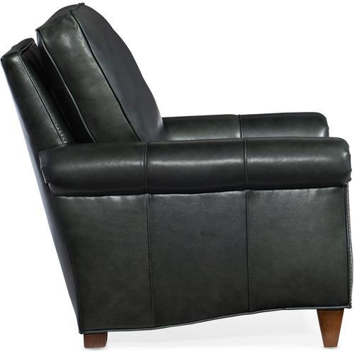 Bradington Young Reddish Stationary Chair 8-Way Hand Tie 579-25