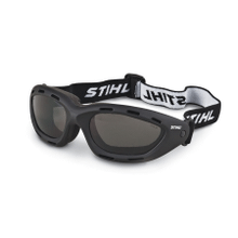 All-around eye protection.