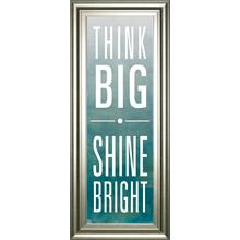 """Shine"" By Sd Studios Framed Print Wall Art"