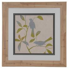 """Birdsong 1"" Wall Art"