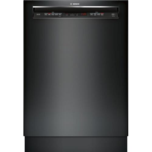 300 Series Dishwasher 24'' Black SHEM63W56N