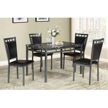 Marcela 5-Pcs Dining Set