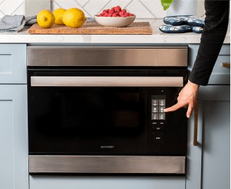 """24"""" SuperSteam+ Superheated Steam and Convection Built-In Wall Oven"""