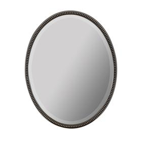 Zachary Oval Wall Mirror