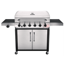 PERFORMANCE 6-BURNER GAS GRILL