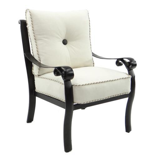 Castelle - Bellanova Cushioned Dining Chair