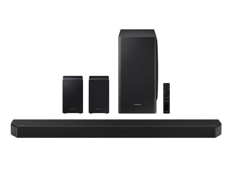 SamsungHw-Q950t 9.1.4ch Soundbar W/ Dolby Atmos / Dts:x And Alexa Built-In (2020)