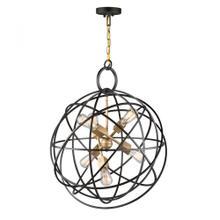 View Product - Orbit AC10956 Chandelier