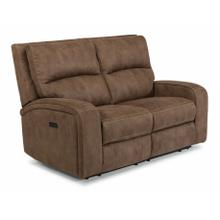 See Details - Nirvana Power Reclining Loveseat with Power Headrests