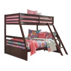 Halanton Twin Over Full Bunk Bed