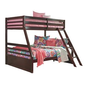 Halanton Twin Over Full Bunk Bed