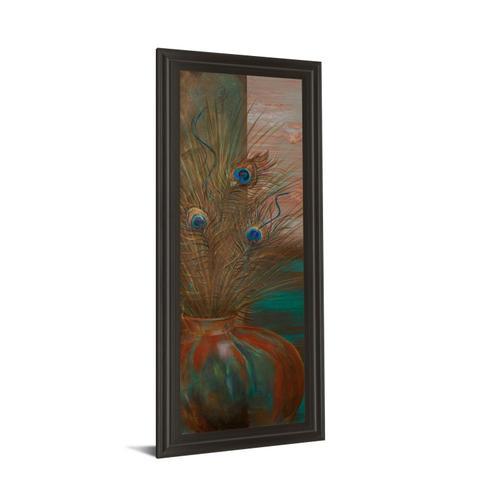 "Classy Art - ""Secret World I"" By Hakimipour-Ritter Framed Print Wall Art"