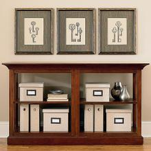 Guilford Java Double Short Etagere