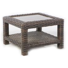 "Amalfi Sectional 28.75"" Square Corner/Coffee Table"