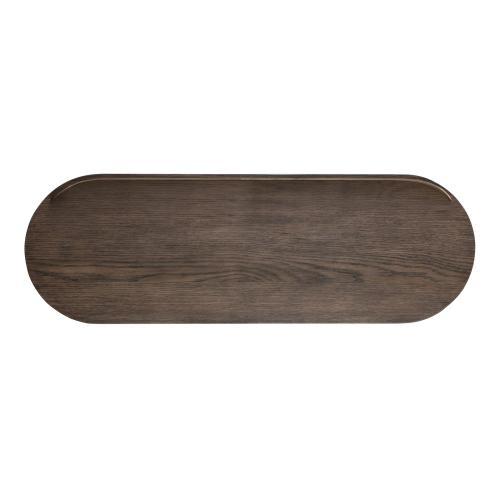 Braden Brown Console Table