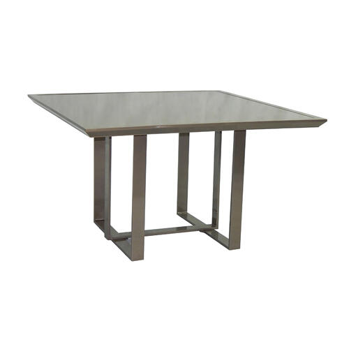 "Castelle - 47"" Moderna Square Dining Table"